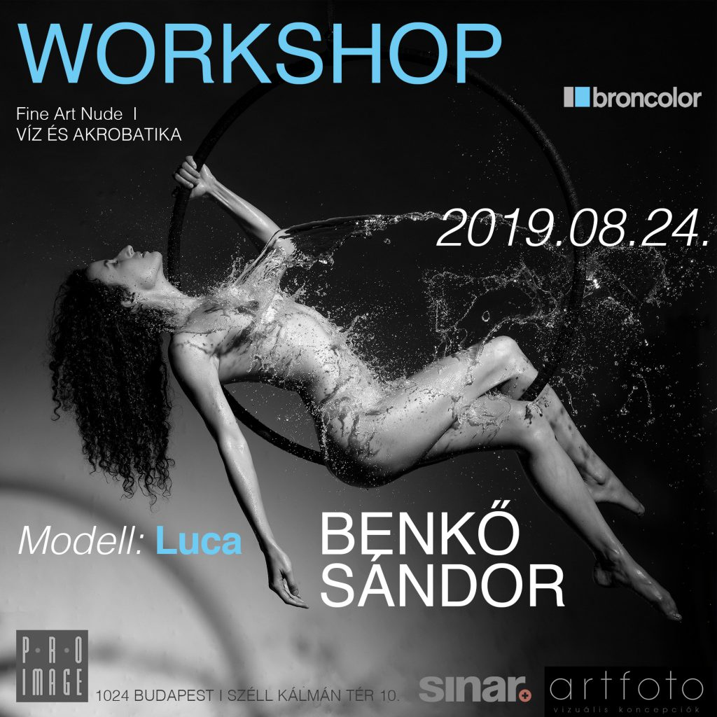 Broncolor Hungary Workshop